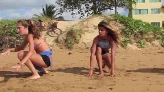 Surf Treino Surfgirls Domínio Corporal