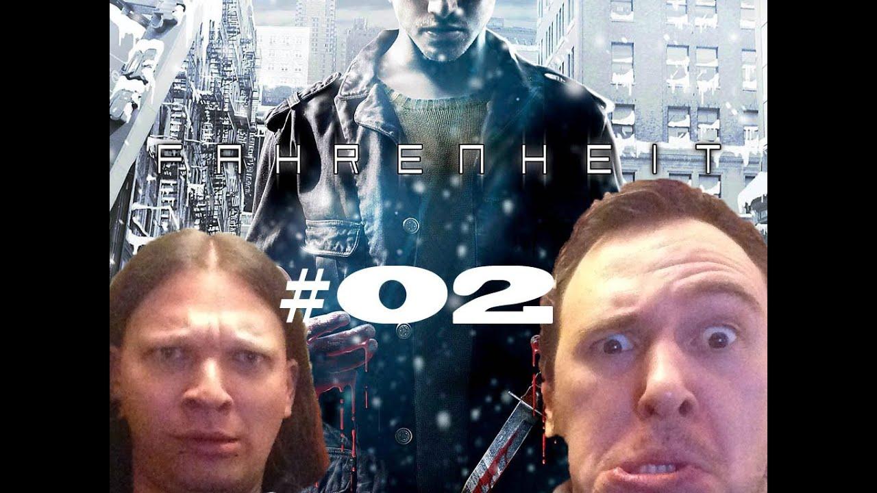 Spiele-Ma-Mo: Fahrenheit (Part 2 – Xbox)