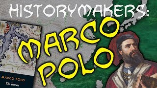 History-Makers: Marco Polo