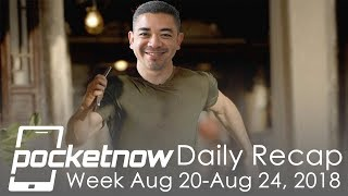 iPhone XS rumors, Stolen Google Pixel 3 XL comments & more - Pocketnow Daily Recap