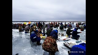 Ловля рыбы в астрахани зимой