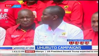 Jubilee governors converge in Rift Valley to rally votes for President Uhuru Kenyatta