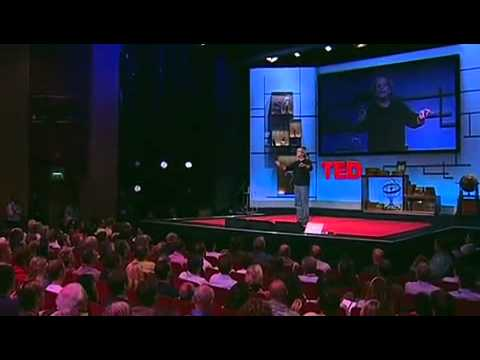 TEDtalk: Lead like the great conductors (2009)