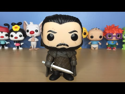 Funko Pop! Game of Thrones - Jon Snow (King in the North) Unboxing