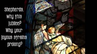 Angels We Have Heard on High - Traditional Choir