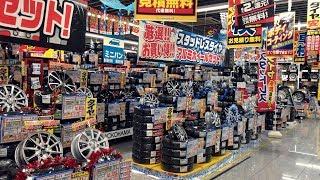 Шины в Японии: какие бренды, сколько стоят?