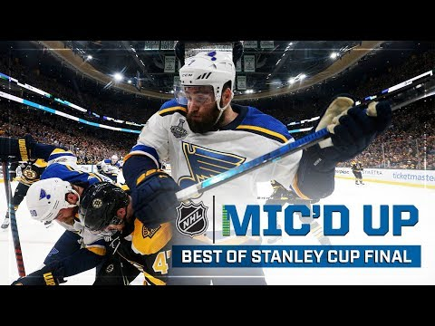 78928f263 Best of Mic'd Up - Stanley Cup Final