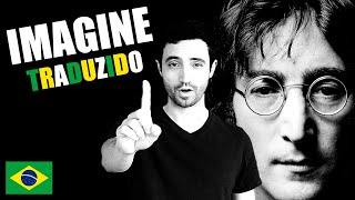 Cantando Imagine - John Lennon Em Português (COVER Lukas Gadelha)