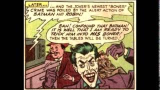 Batman's Greatest Boner