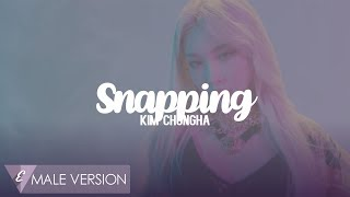 MALE VERSION   Kim Chungha   Snapping