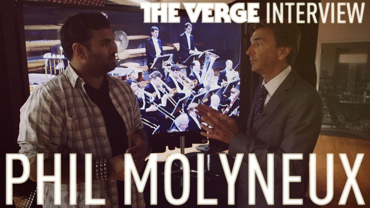 Interview with Phil Molyneux, President and COO of Sony Electronics America thumbnail