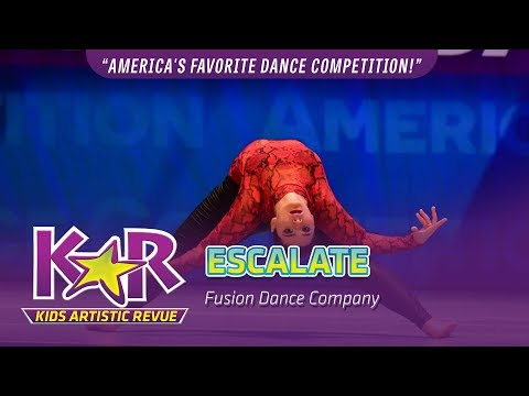 """Escalate"" from Fusion Dance Company"