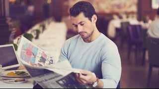 M&S David Gandy For Autograph: Gandy Talks Character