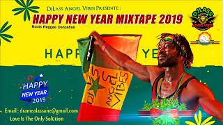 Happy New Year Mixtape 2019 Feat. Chronixx Jah Cure Morgan Heritage Chris Martin (January 2019)