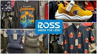 Ross Dress for Less * SHOP WITH ME 2019