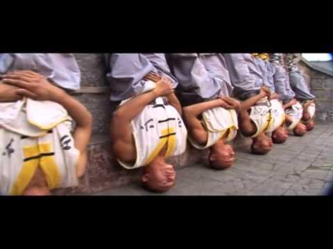 How a Shaolin Monk Trains