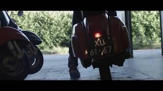 The Morning Ride - De Vespa Garage