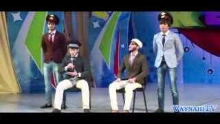 Допрос в Чеченском Госнаркоконтроле Ежегодный фестиваль КВН