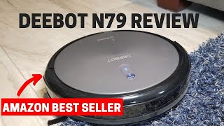 Deebot N79 Review: Does This Cheap Vacuum Get the Job Done?