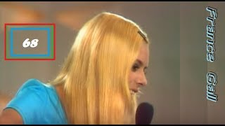 France Gall - Der Computer Nr. 3  ( live ) - Berlin - 1968