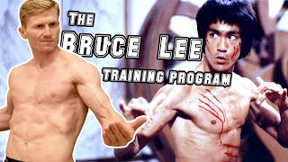 I tried Bruce Lee's training program! by Magnus Midtbø
