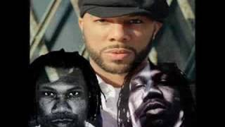 Common and KRS-ONE Freestyle Early 90's