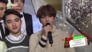 EXO BaekHyun - December, 2014 (The Winter's Tale)