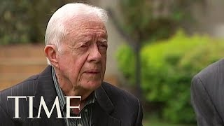Former President Jimmy Carter Enters Hospital For Surgery To Relieve Pressure On His Brain   TIME