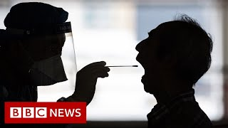 Coronavirus: Hong Kong On Verge Of Large-scale Outbreak, Says Carrie Lam - BBC News