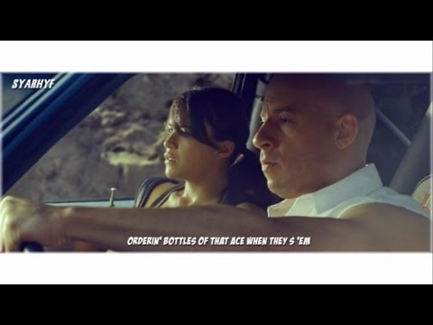 G-Eazy & Kehlani - Good Life (Fast & Furious) Lyric Video