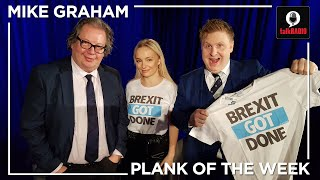 Plank Of The Week with Mike Graham (28th January 2020)