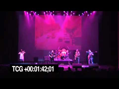 Moraine: 'Save the Yuppie Breeding Grounds' live at NEARfest 2010 online metal music video by MORAINE