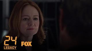 Extrait 109 : Rebecca n'arrive pas à contacter John