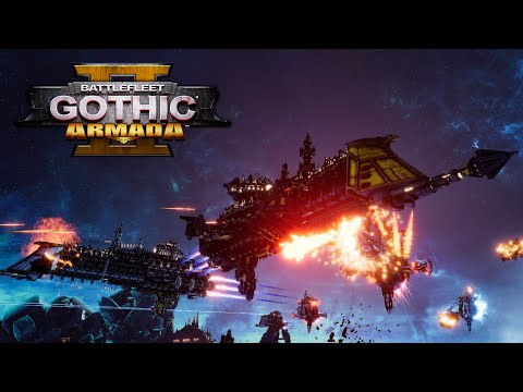 Full On Agression: Imperial Navy Multiplayer; Battlefleet Gothic Armada 2