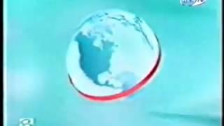 REN TV - Заставка программы 24 (2002-2004)