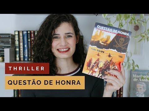 MUITA AÇÃO E ESPIONAGEM: QUESTÃO DE HONRA, YURI BELOV | Catavento de Ideias