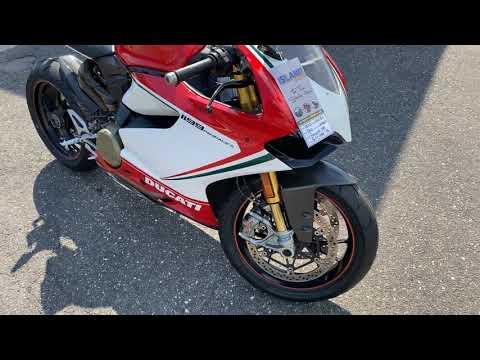 2013 Ducati 1199 Panigale S in Massapequa, New York - Video 1