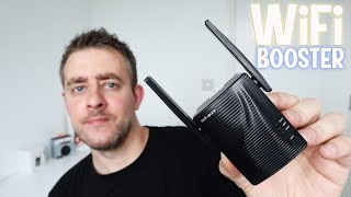 KOL Review | Boost Your WiFi Signal At Home With Rockspace AC1200 WiFi Repeater