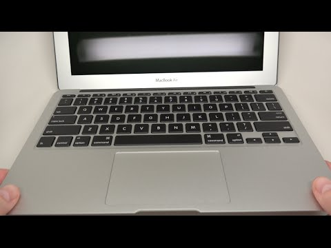 Apple MacBook Air 11.6 Unboxing - 2015 Model Review