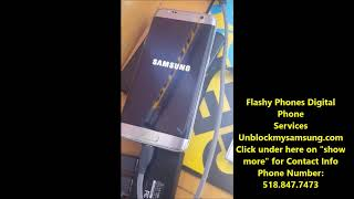Sprint S7 Unlock Blacklisted But Can use on ATT Networks!!!!!!!