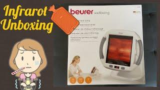 * Hilft Rotlicht gegen Erkältung ? * Beurer IL 50 * Unboxing und Test *