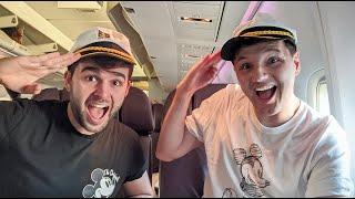 Disney Cruise Line Vlog | Day 1 | Travel & Disney's All Star Sports | January 2020 | Adam Hattan
