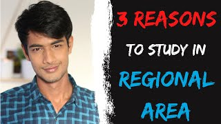 3 REASONS to study in a REGIONAL AREA for an international student in Australia | Internash