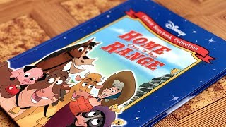 Disney's Home on the Range Classic Storybook Review