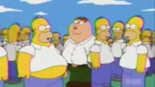 Simpsons Weezer-TroubleMaker