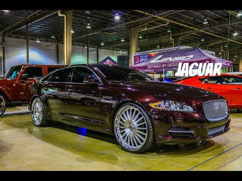 Jaguar XJL on Forgiato Wheels in HD (must see)