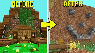 We TROLLED 2 YOUTUBERS HOUSES On The SERVER! (X Life 5)