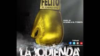 Felito El Caballote | La Jodienda -Tiraera a Benny Benni-(Prod. By Dynamic & El Titerete)