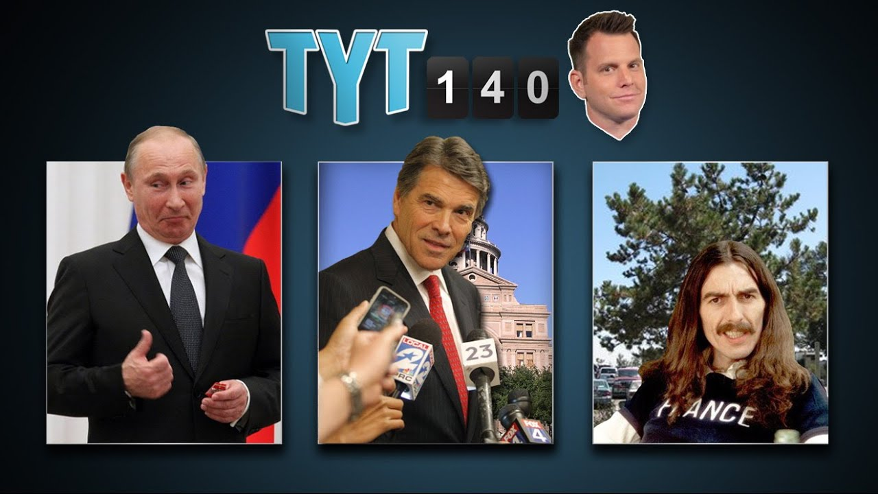 Obamacare Ruling, Plane Blame, Gaza, Perry's Border Patrol & Beetle Attack   TYT140 (July 22, 2014) thumbnail
