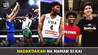 Nang Madakdakan Muli si Kai Sotto ni Jalen Green   My Opinion   Para sa mga BASHERS ni KAI